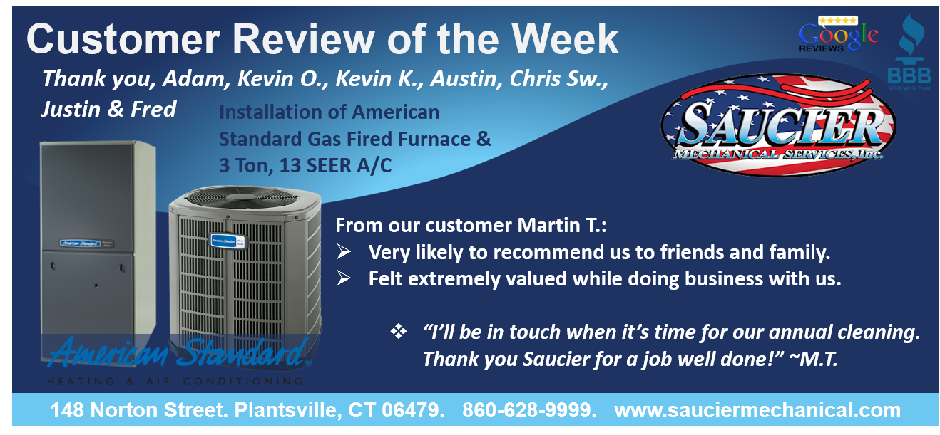 Customer Review Of The Week From Our Customer Martin T Thank
