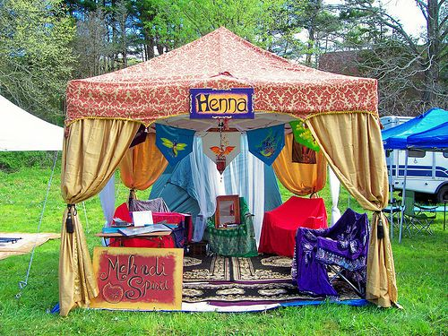 Where Oh Where Can I Get This Topper For My Henna Tent