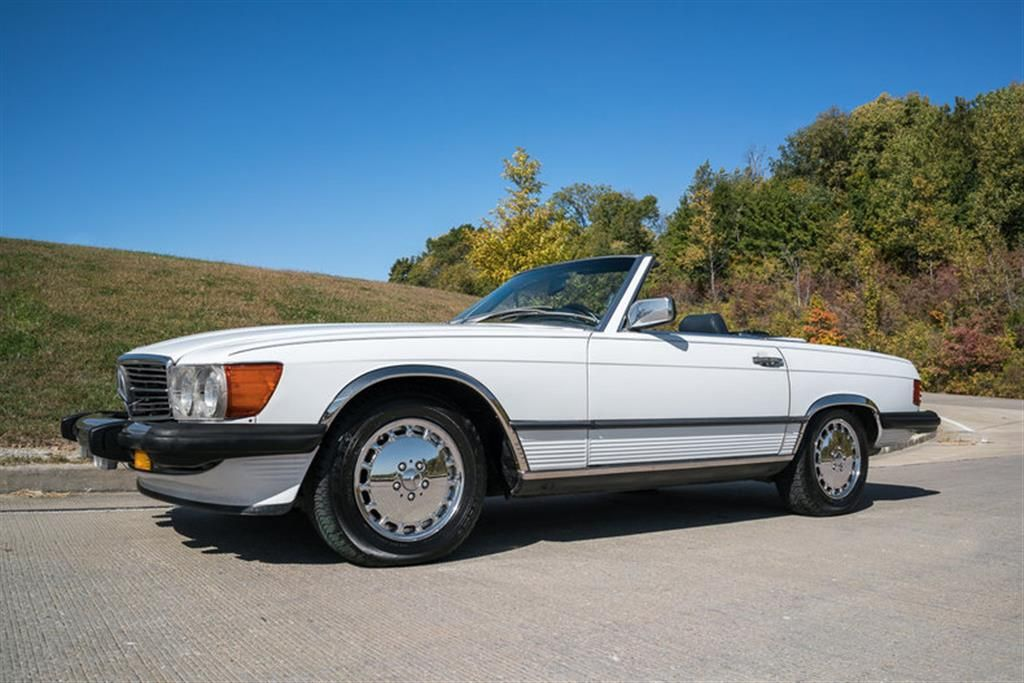 1987 Mercedes Benz 560sl Mercedes Benz Custom Mercedes Benz Classic Motors