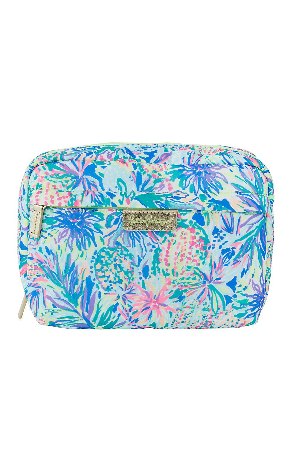 dc4e9e9d3c Lilly Pulitzer Travel Cosmetic Case