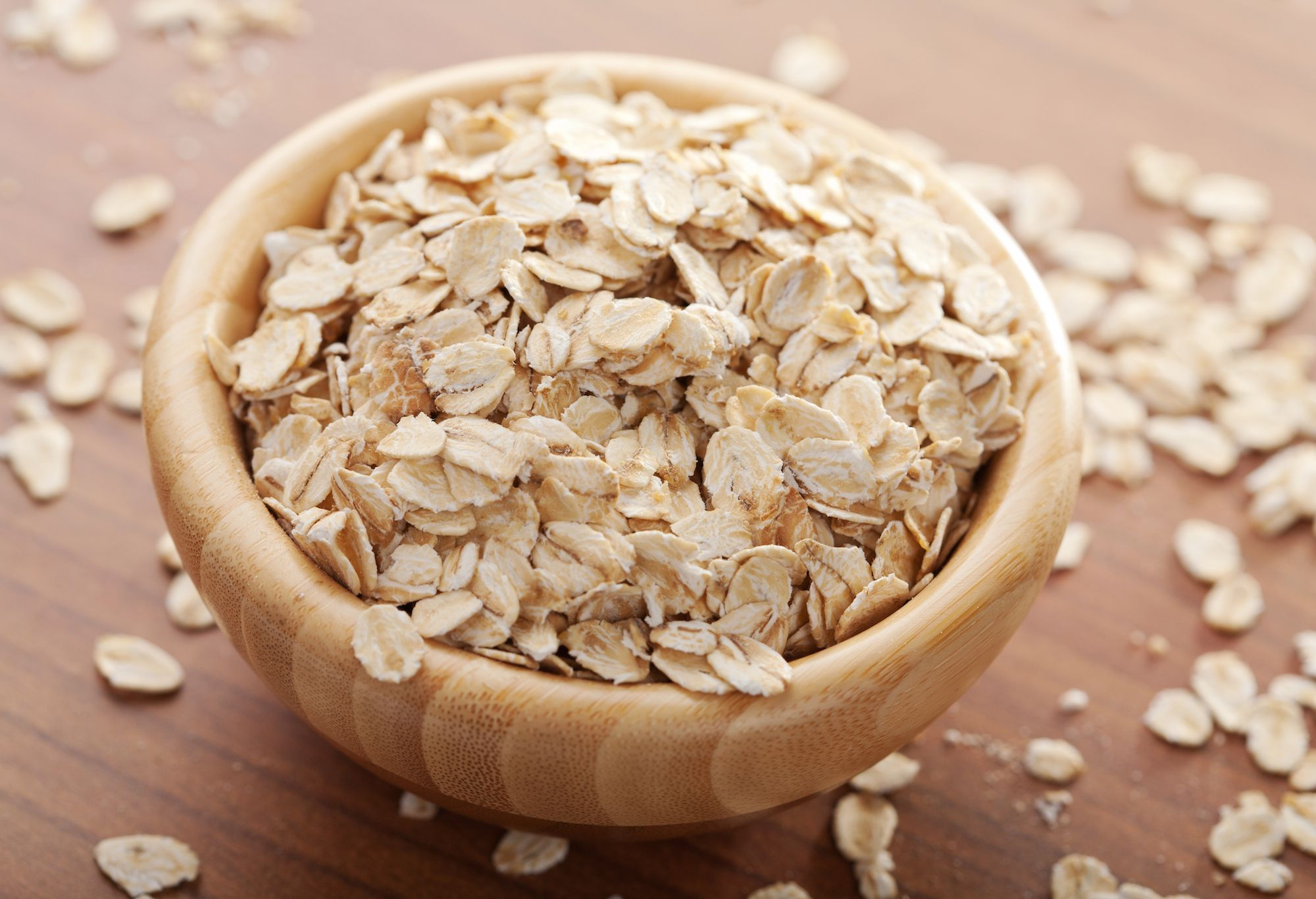 What Oatmeal Actually Does For Your Health