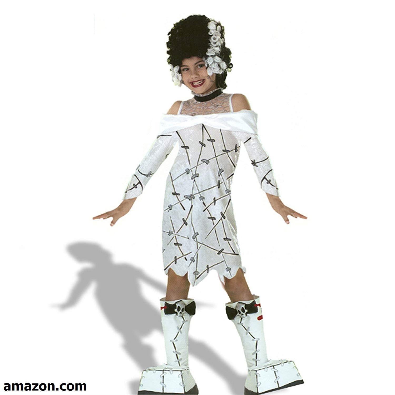 Universal Studios Monsters Frankie's Girl Child Costume ...