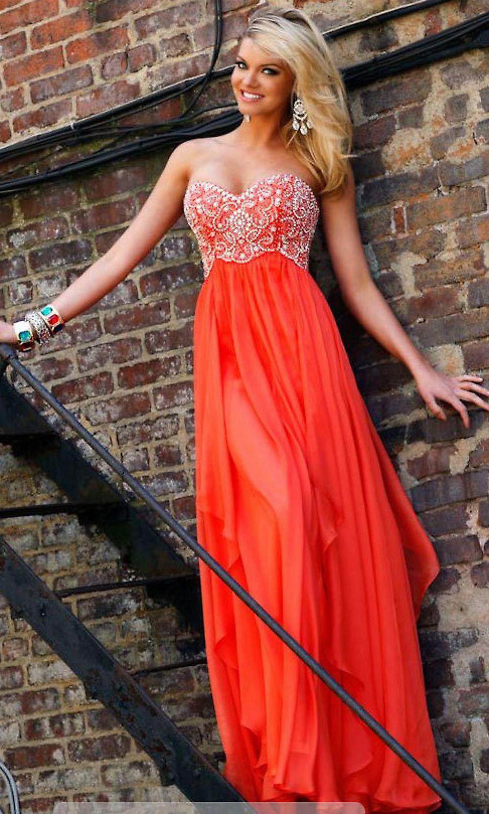 Loooooove f a n c y pinterest gowns sweetheart prom dress and