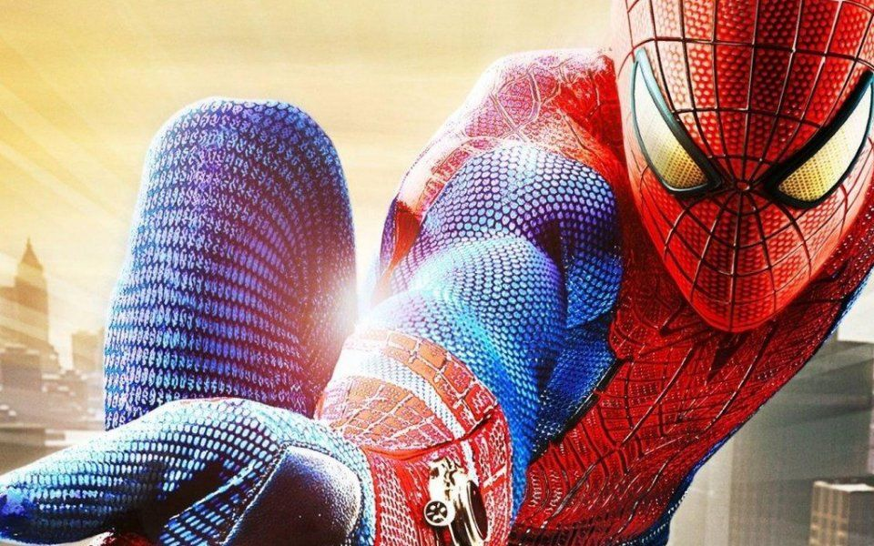 HD Movie Wallpapers: Amazing Spiderman Movie Wallpaper 960