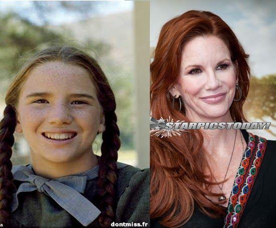 Les Acteurs De La Petite Maison Dans La Prairie 40 Ans Apres Petite Maison Actrice Jeunes Actrices