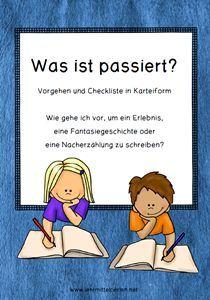 Fantasiegeschichte richtig schreiben deutsch bericht richtig schreiben