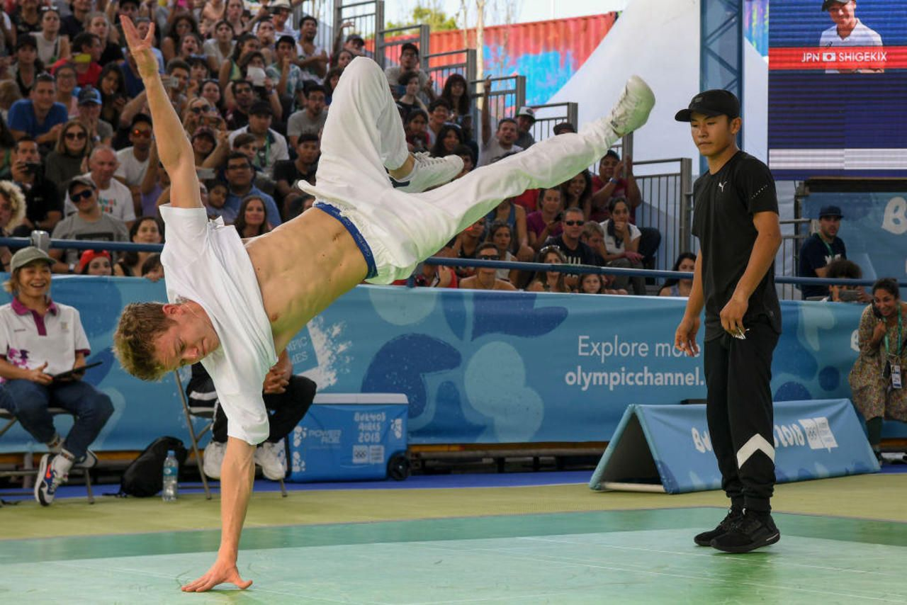 Breakdancing closer to making debut at 2024 Olympics (With