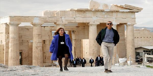 Ομπάμα: Ο μεγαλύτερος διαφημιστής της χώρας μας