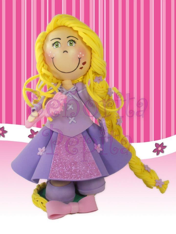Princesita Rapunzell
