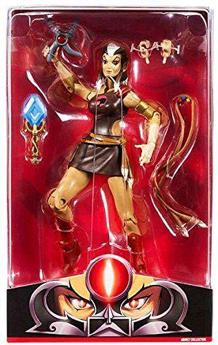 "Mattel ""ThunderCats"" Club Third Earth Pumyra Exclusive action figure"
