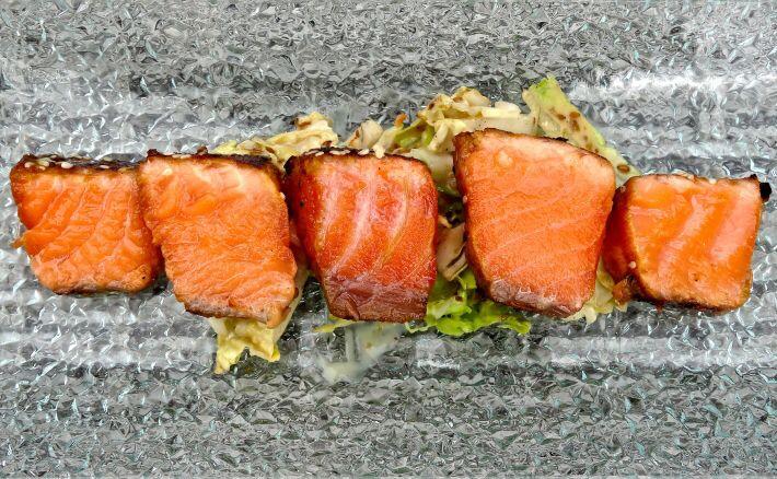 Sous Vide Miso Salmon Recipe Miso Salmon Sous Vide Recipes Recipes