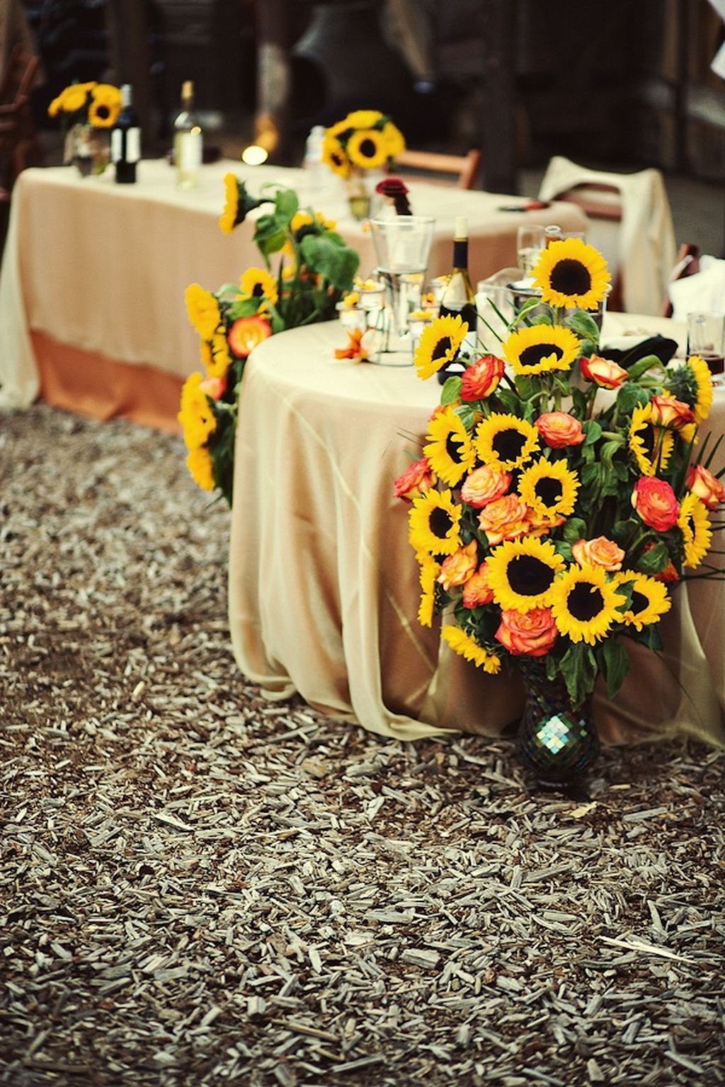 90 Ideas Sunflower Wedding Theme Sunflower Wedding Themes