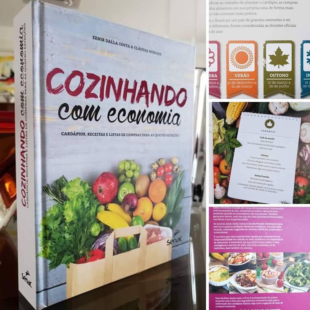 Cozinhando Com Economia Livro De Gastronomia Queridos Alunos