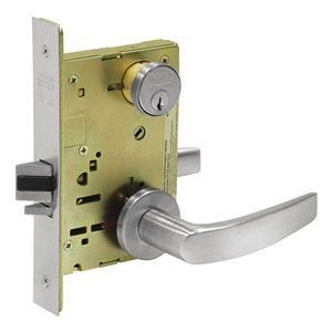 Lever Lockset, Mortise, Storeroom by Sargent. $686.06. Sargent Mortise Lever Locksets, Grade 11-pc. design holds lock securely in door. Strengthened cylinder retainer with 2-prong grip provides resistance against vandalism and unauthorized entry. Heavy-duty hubs and spring cartridge provide superior strength and extend product life cycle. 12-ga. steel lock body case adds security and is corrosion-resistant. 1-pc. latch, easily reversible without opening case. All ...