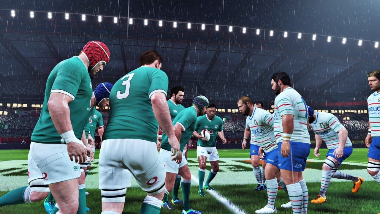 Rugby 20 Closed Beta Trailer The first closed beta phase