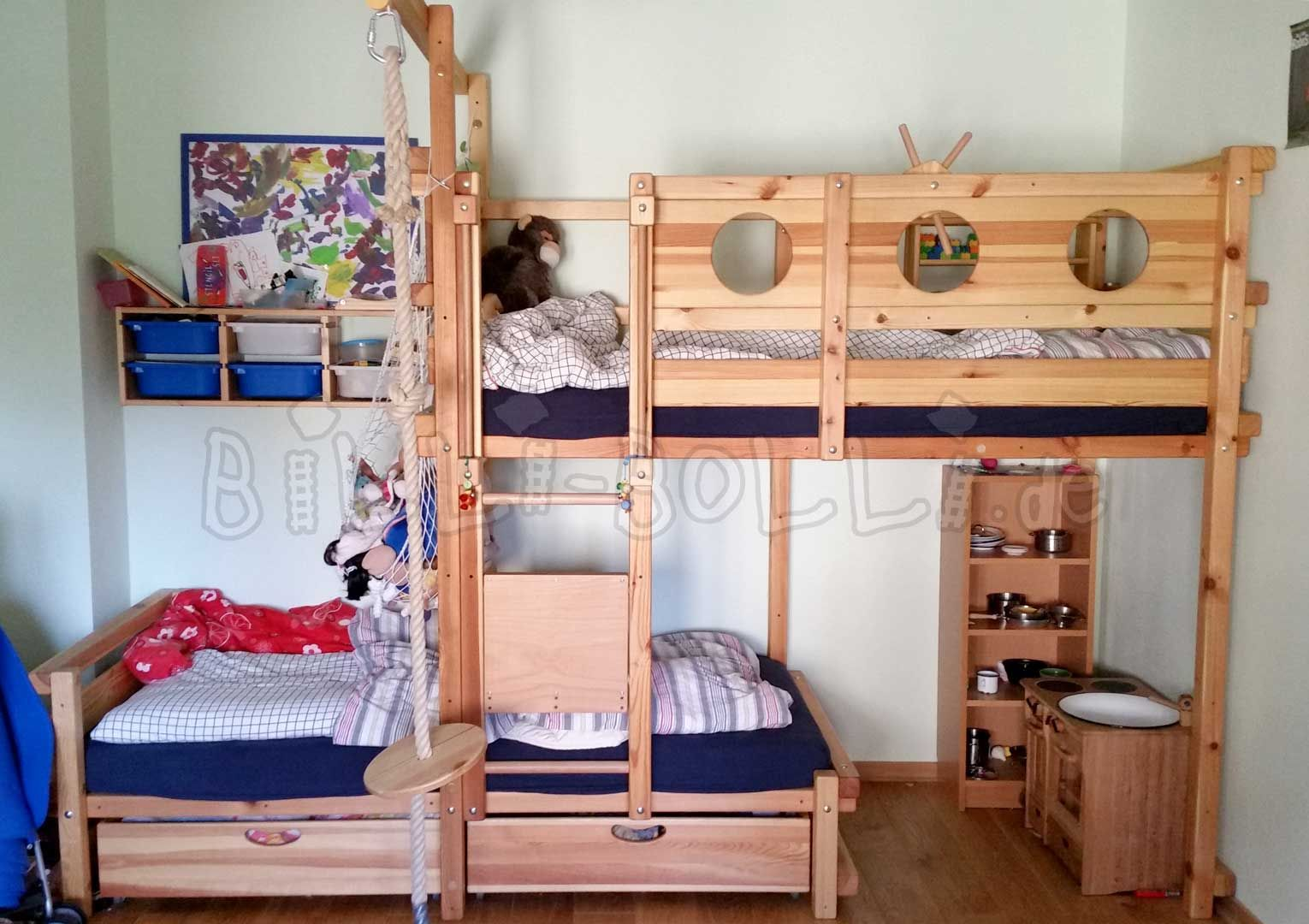 Bunk Bed Laterally Staggered Bunk Beds Kid Beds Bed