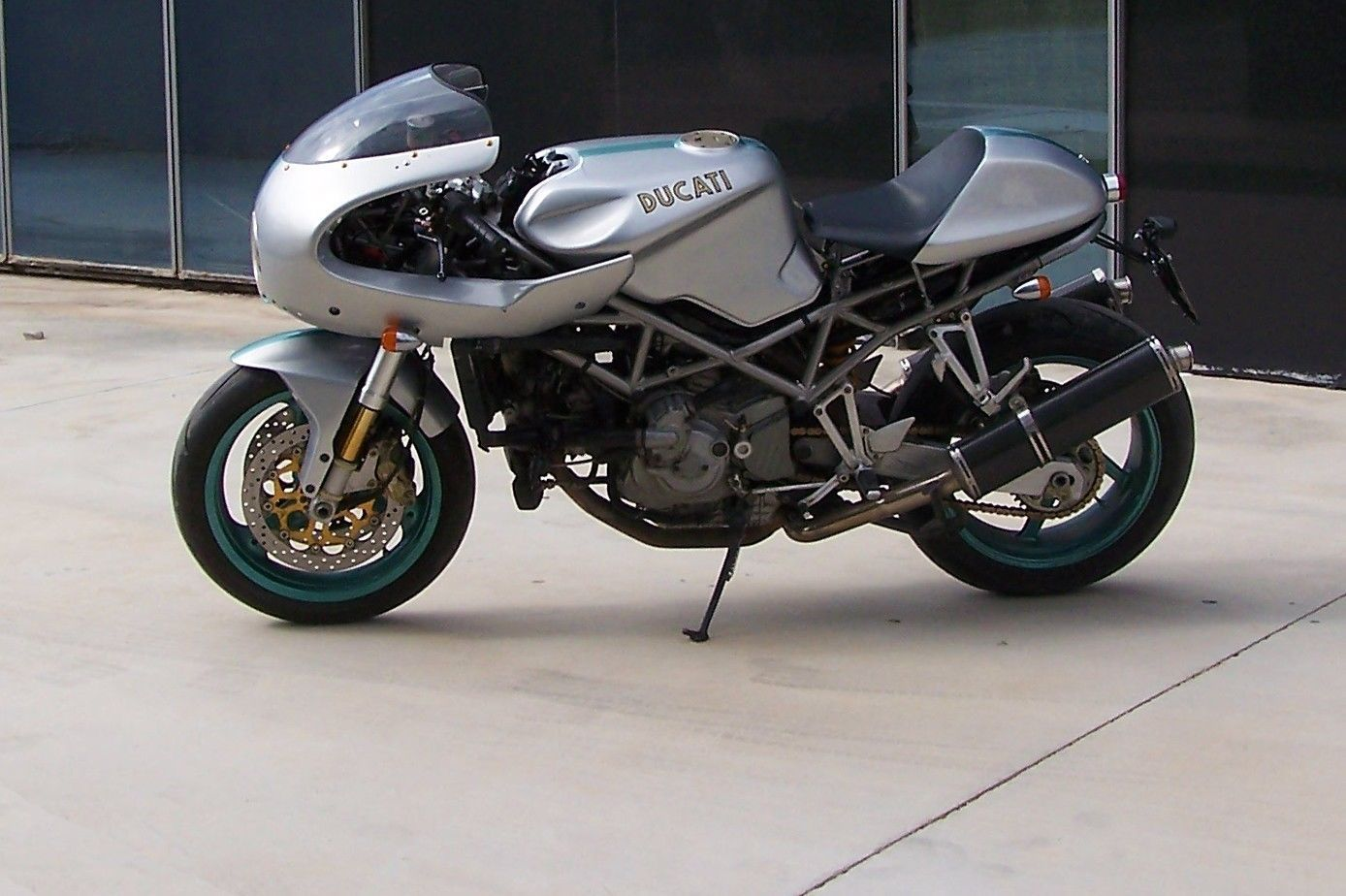 Ducati St Cafe Racer Convertion Kit Ebay Voiture Motos