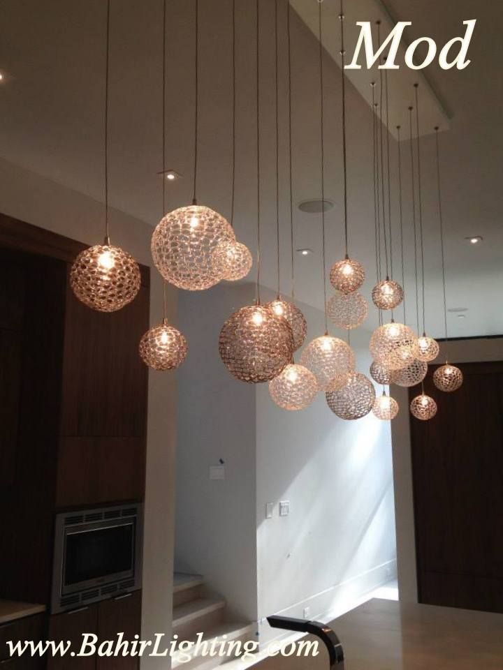 mod delicately perforated hand blown glass pendant lighting make a rh pinterest com