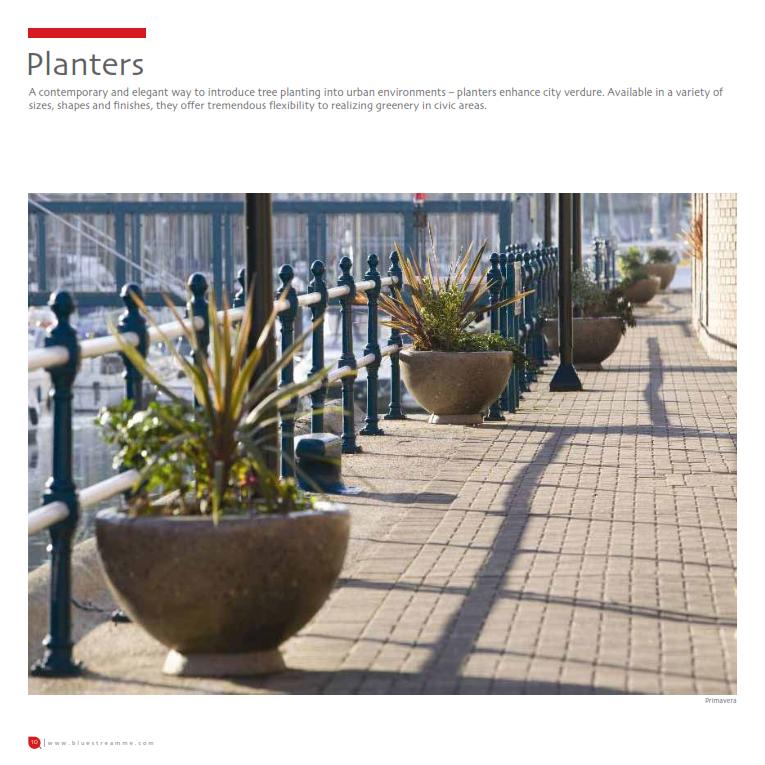 planters bellitalia street furniture arredo urbano