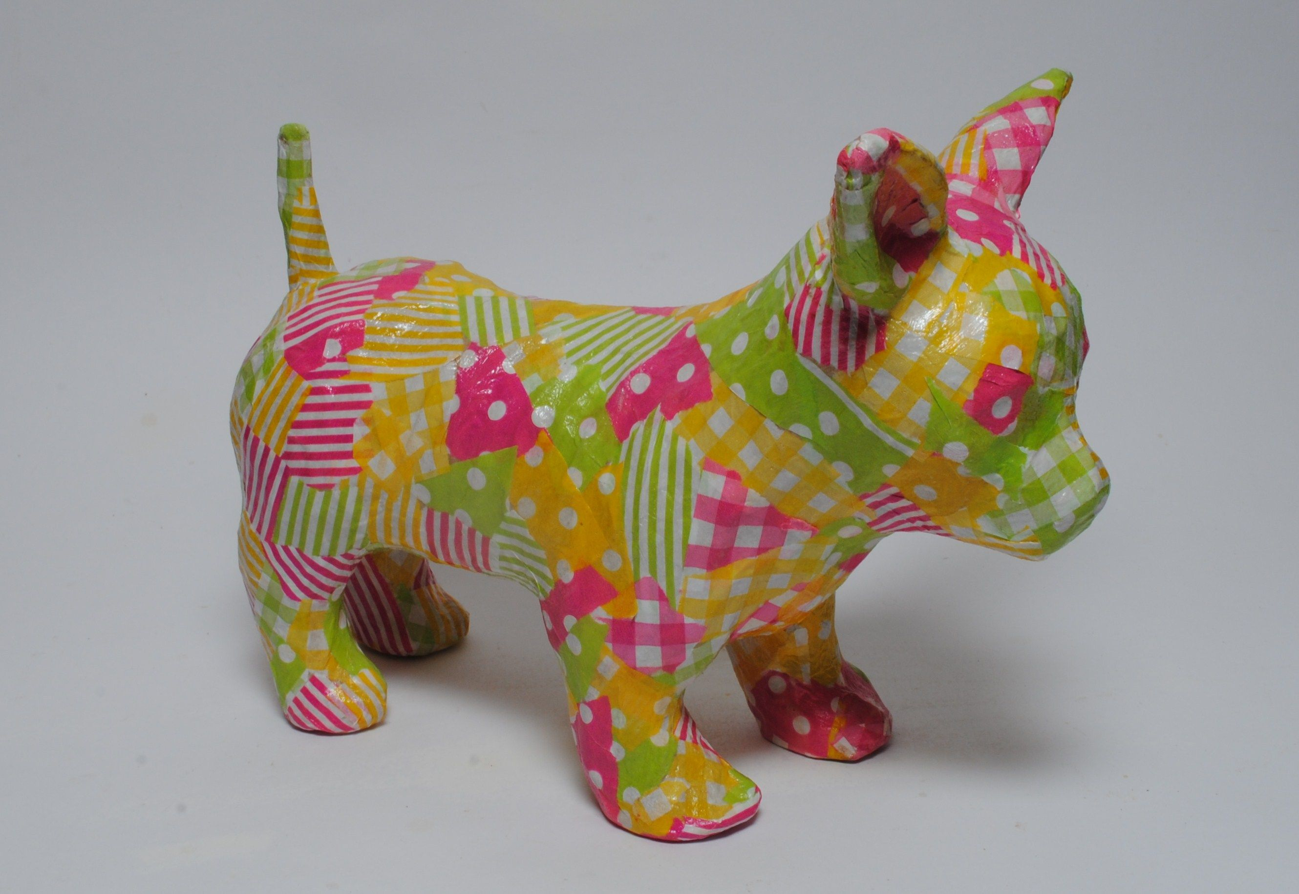 Decopatch Charlie the Chihuahua Kit Children/'s Dog Craft Activity Decoupage Animal