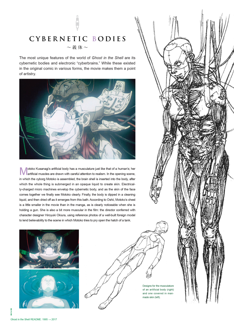 The Stunning Art Behind 20 Years Of Ghost In The Shell Anime Ghost In The Shell Anime Drawings Cyberpunk Art