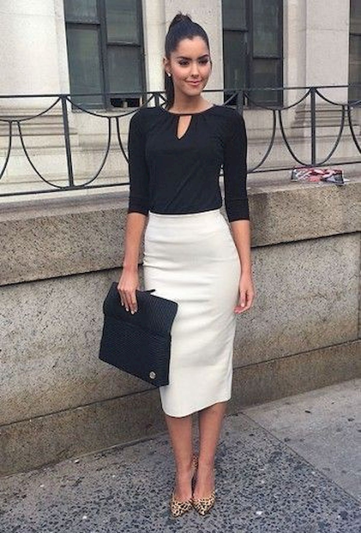 7e2ff9e36643 66 Best Work Outfits Women Office Ideas (45 in 2019 | Outfits for ...