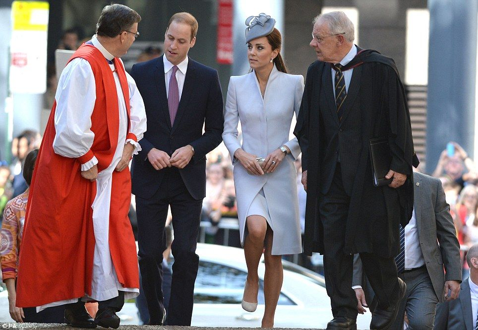 William was asked to do a reading in the service, but declined, saying that he and Kate pr... http://dailym.ai/1iAiTTW#i-aa7e0e81#katemiddleton
