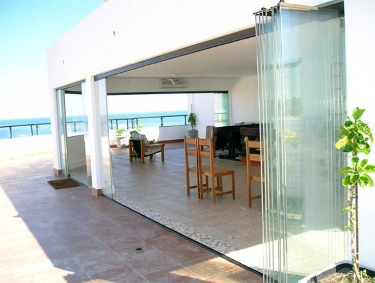 Resultado de imagen para terrazas edificios arquitectura terrazas pinterest - Cerramientos plegables de vidrio ...