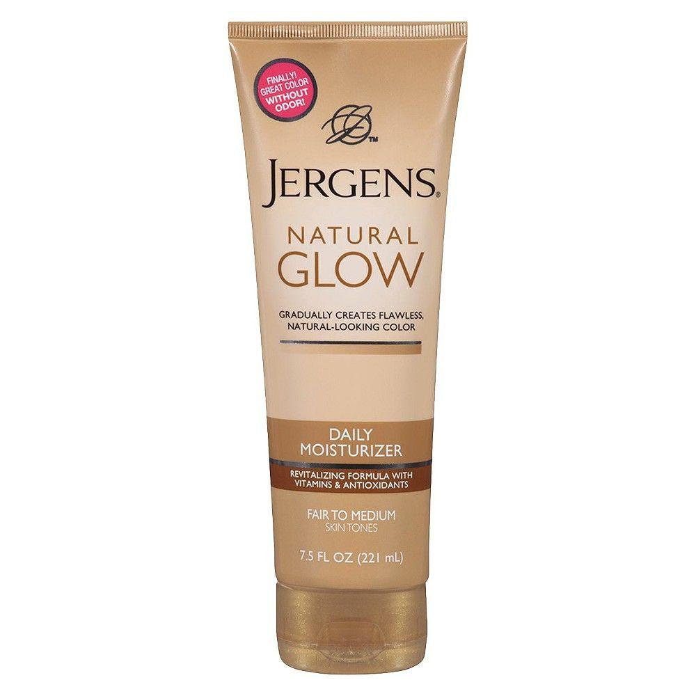 Jergens Natural Glow Daily Moisturizer Fair To Medium