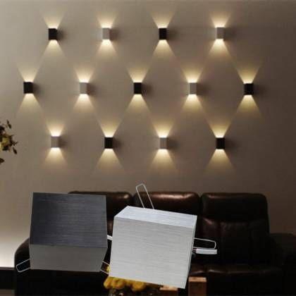 Attraktiv 42 Impressive Lichtideen Für Eine Bezaubernde Wandbeleuchtung | تصميم  اكسسوارات جدران | Pinterest | Wandbeleuchtung, Lichtideen Und  Innenbeleuchtung