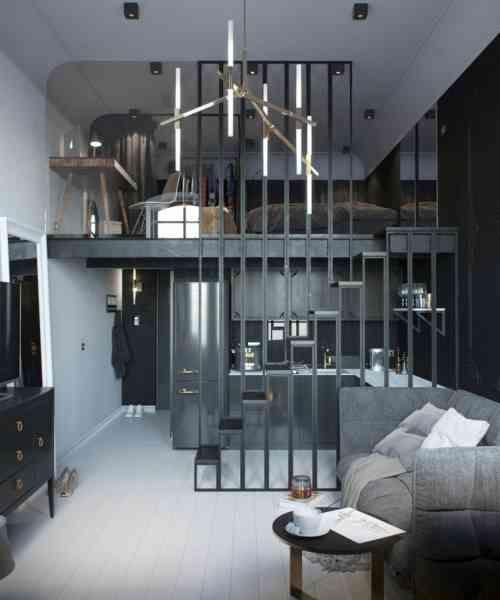 Aménager un studio : intérieurs design de moins de 30m2