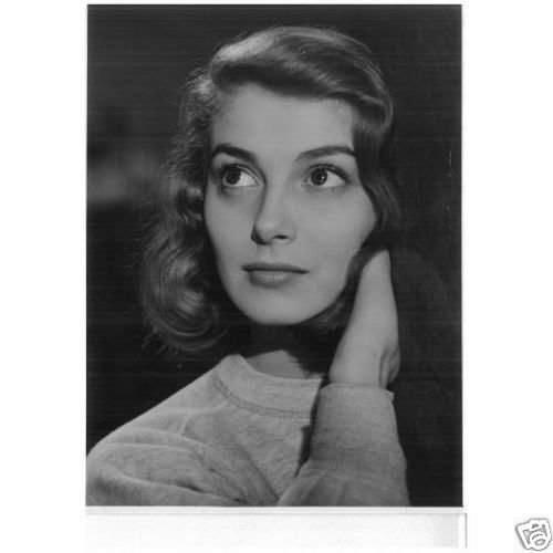 Pier Angeli 7x9 Beautiful Original Portait Photo | eBay