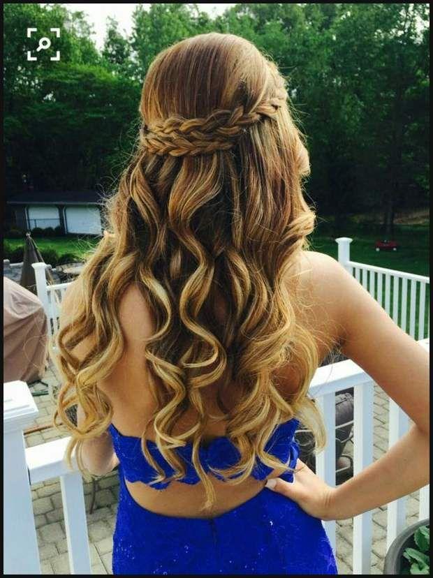 Curly Frisuren Fr Abschlussball Abschlussball Curly Frisuren