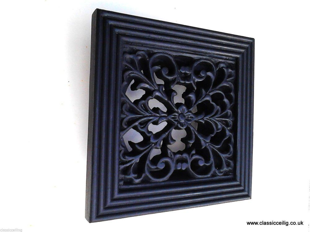 Details About Wall Vent Ducting Grille Cover Bathroom