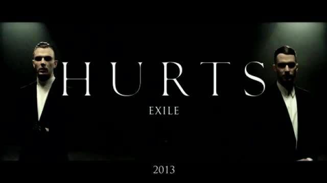 Hurts - Mercy (Exile Album) (2013)