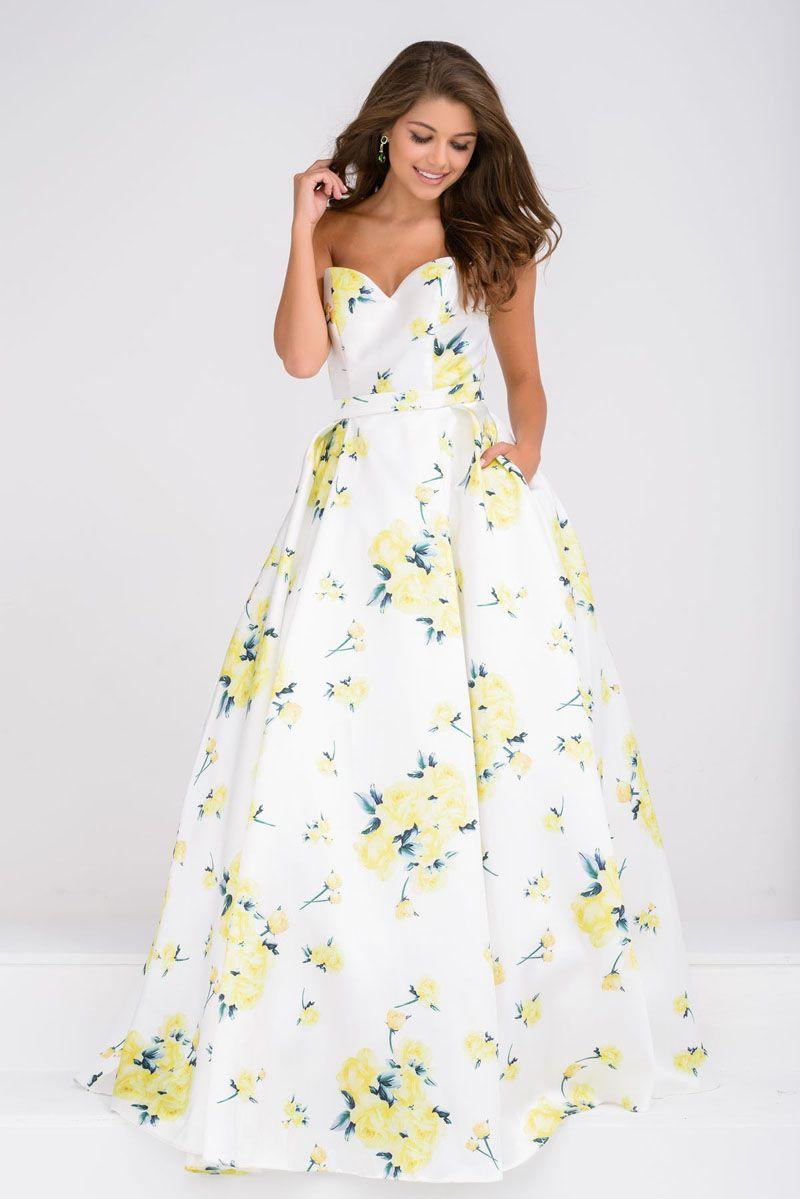 1d28f64288 JVN by Jovani JVN48488 Dress