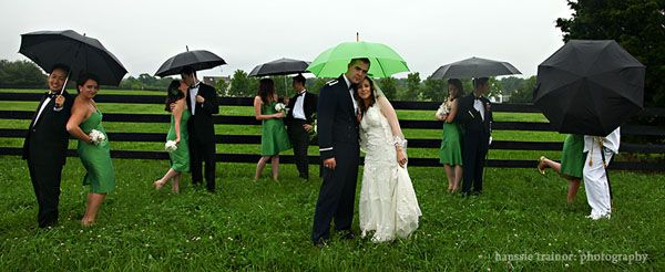 Reasons to want rain on your wedding day weddingbee wedding wedding reasons to want rain on your wedding day junglespirit Image collections