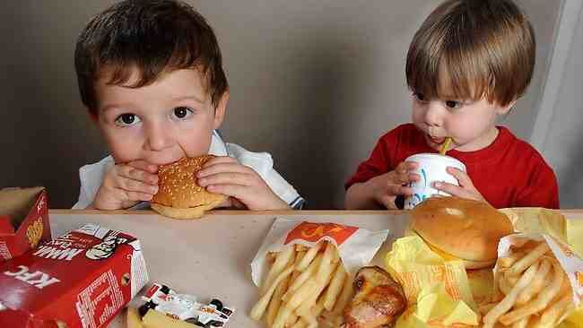 eating habits healthy and unhealthy relationship