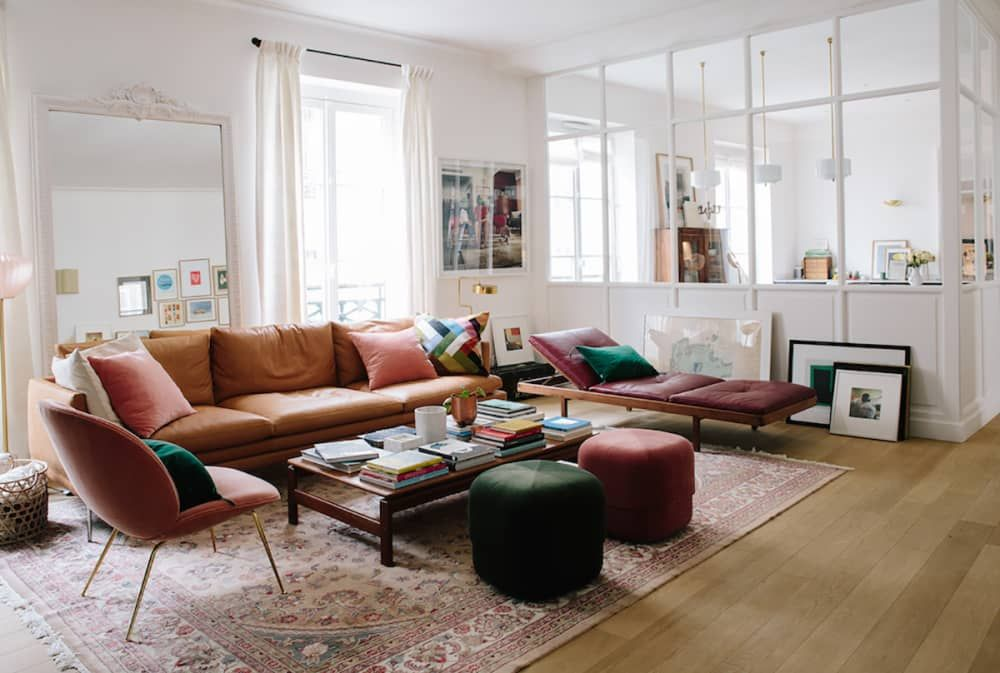 Creative Ways To Rethink Your Living Room Layout Small Apartment