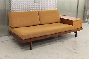 Superb Guy Rogers Kyoto Sofa Bed Table Cabinet Teak Retro Mid Pdpeps Interior Chair Design Pdpepsorg