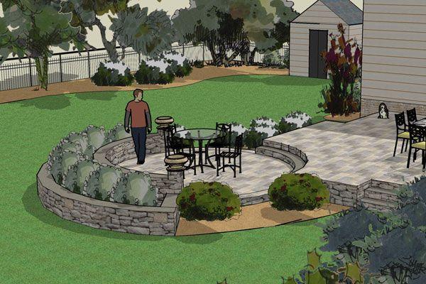 beautiful 3d landscape designs in nj - Garden Design Jersey