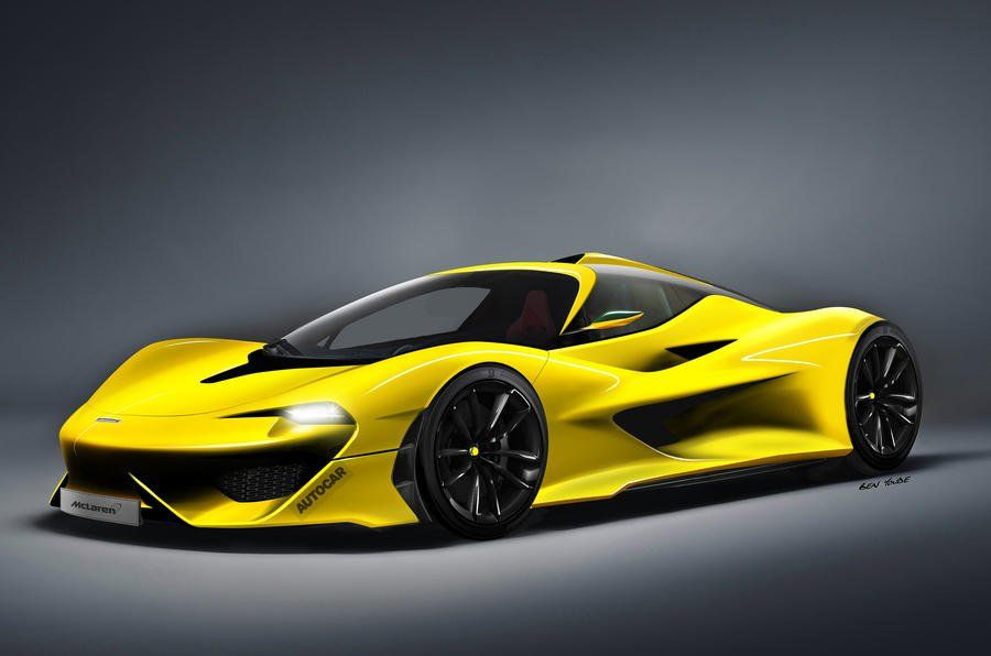 The McLaren F Is Coming Back To Life In As A New Hyper GT - Hyper fast cars