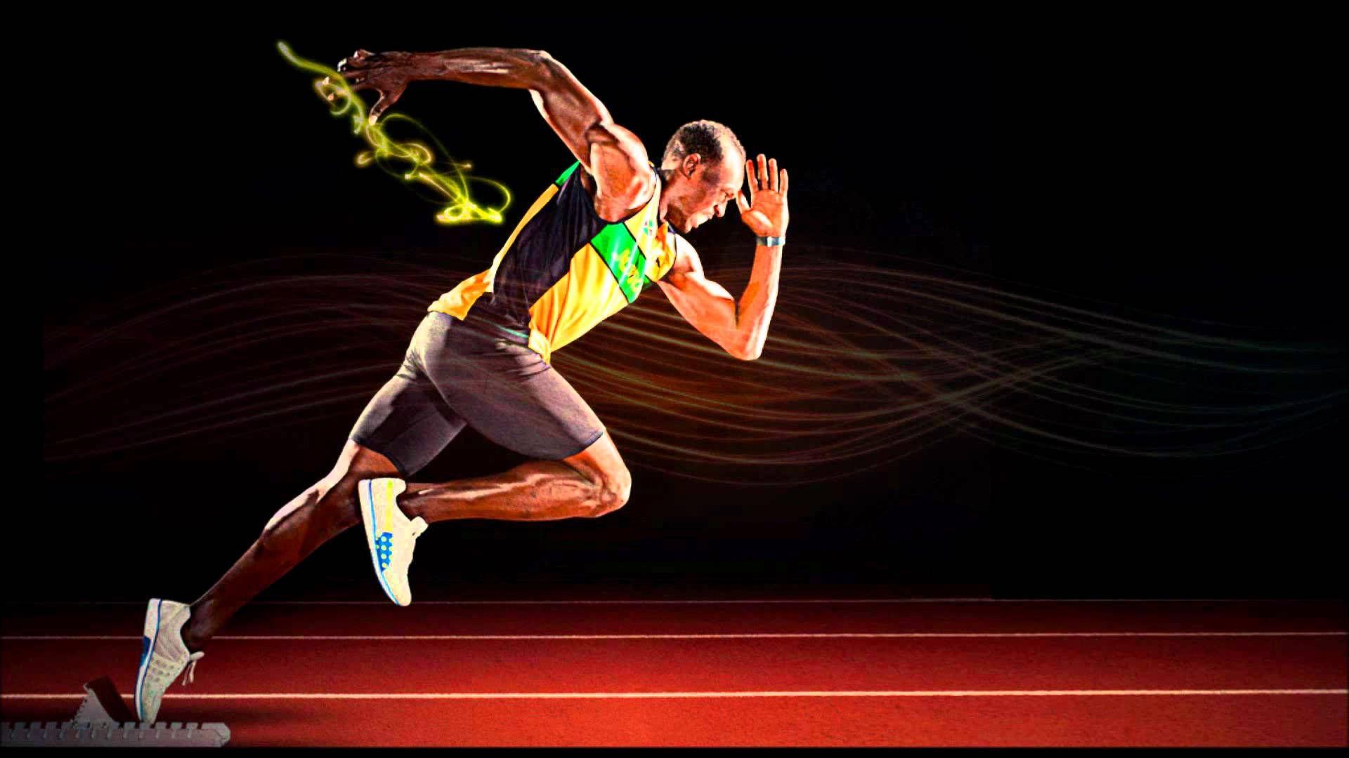 Usain Bolt HD Wallpapers Backgrounds Wallpaper