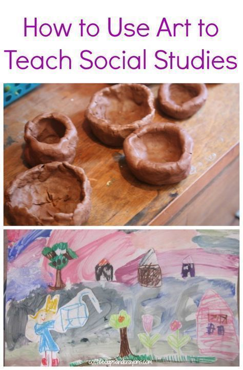 Social Studies and Art Integration