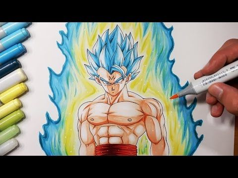 How To Draw Majin Gogeta Upper Body Tutorial Youtube Body Tutorial Anime Dragon Ball Super Drawings