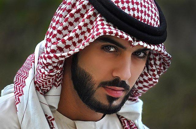 Omar Borkan Al Gala | Most handsome men, Bearded men hot ...
