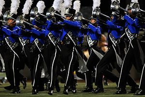 DCI.org News: Blue Devils in familiar territory Friday night in A-town""