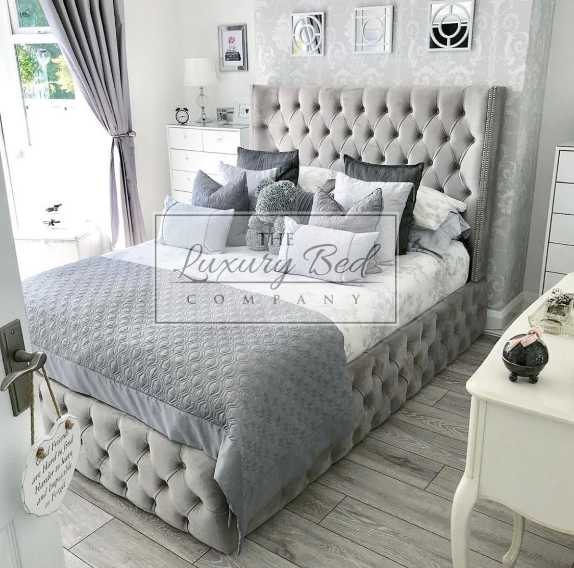 Best Sellers The Luxury Bed Company Bed Frame With Storage