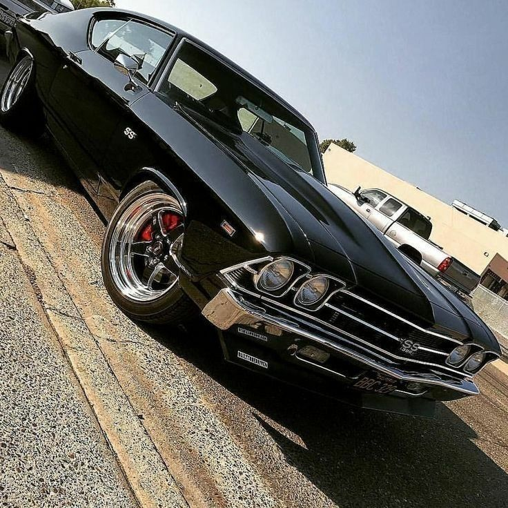 Pin By Chris Sorenson On Muscle Cars