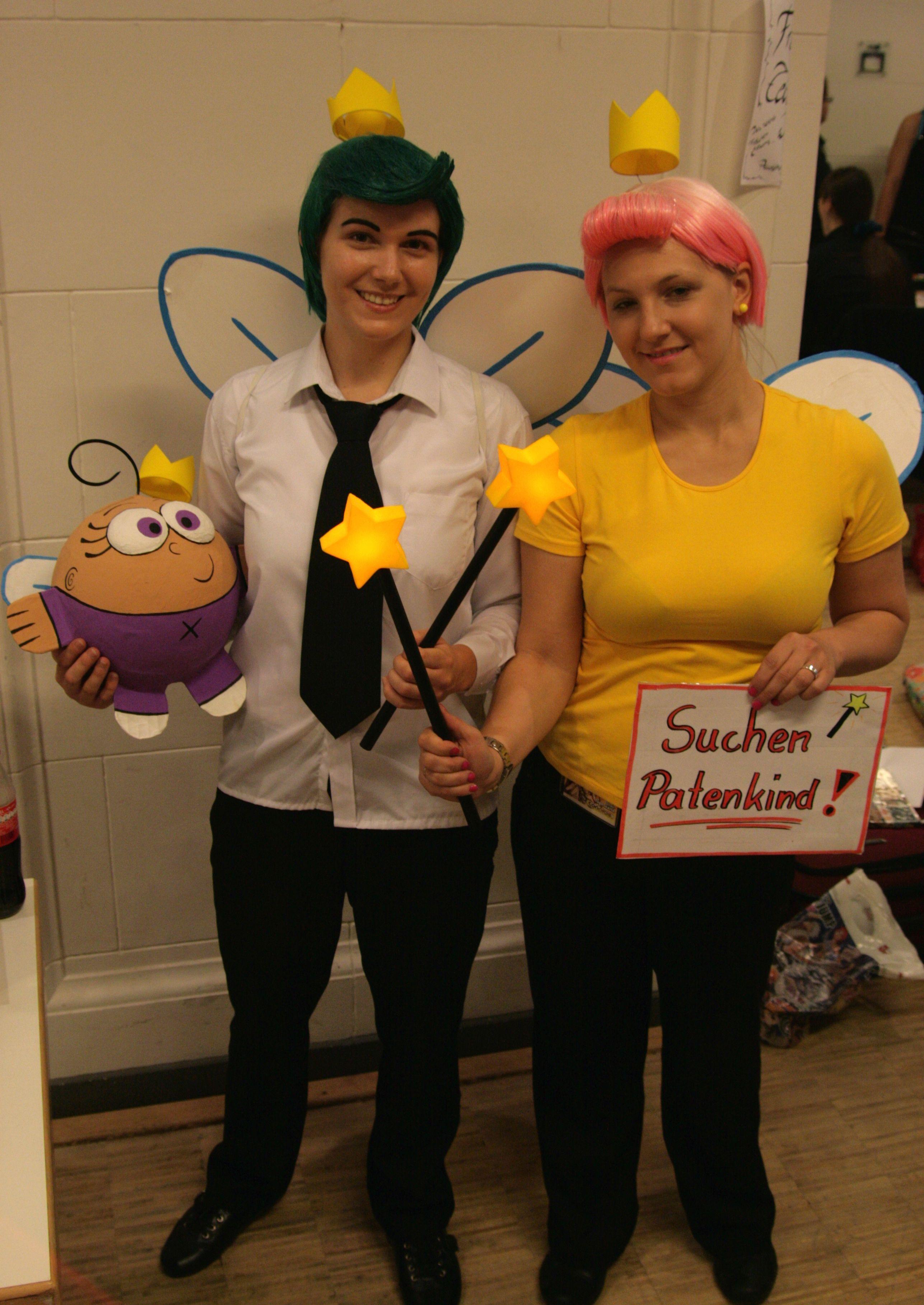 Fairly Odd Parents Halloween Costume